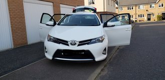 2014 UK Spec Automatic Toyota Auris in Lakenheath, UK
