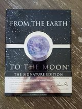 From the Earth to the Moon 5 DVD Box Set in Naperville, Illinois