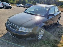 Audi A4 QUATTRO 2.5 tdi Diesel Automatik New Inspektion 2002 only 98.000 miles in Ramstein, Germany