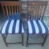 Solid wood chairs in Clarksville, Tennessee