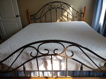 6 pc Bedroom Set (King Bed) in Fort Campbell, Kentucky