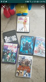 Assorted Movies and Games in Beaufort, South Carolina