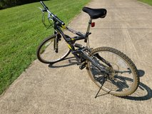 Bicycle in Clarksville, Tennessee