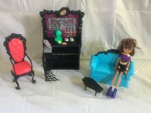 Monster High Doll Coffin Bean in Aurora, Illinois