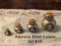 Small Russian Nesting Dolls in Ramstein, Germany