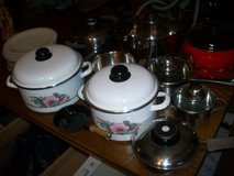 Starter Set Cooking Pots in Ramstein, Germany
