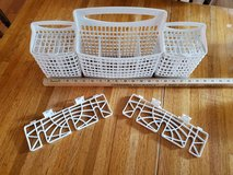 Dishwasher Replacement Basket and wine glass supports in CyFair, Texas