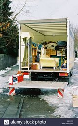 TRASH LOCAL MOVING PCS PICK & DELIVERY /YARD in Ramstein, Germany