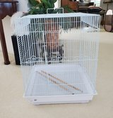 Brand new white bird cage...18 x 18 x 23 h in Camp Pendleton, California