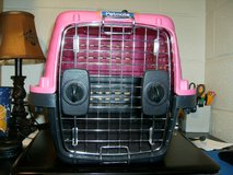 Petmate Compass Fashion Dog & Cat Kennel, Pink in Fort Campbell, Kentucky