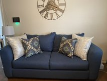 Blue Woodhaven couch set in Fort Hood, Texas