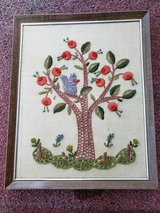 Needlepoint picture in Batavia, Illinois