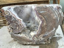Rock Geode in Yucca Valley, California