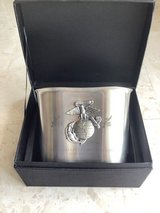 240th USMC Birthday Ball Canteen Cup in Okinawa, Japan