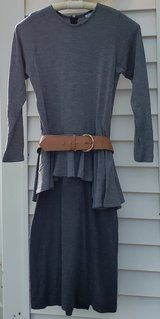Grey Jersey Dress, Size 8 in Bolingbrook, Illinois