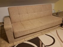 folding couch in Ramstein, Germany