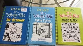 Diary of a Wimpy Kid Books lot Brand New in Chicago, Illinois
