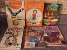 Lot of children's chapter books in Chicago, Illinois