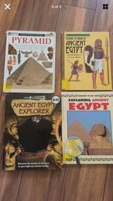 Lot 8 ANCIENT GREECE / EGYPT Children's Books History in Chicago, Illinois