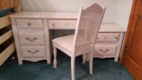 Broyhill Desk & Chair--Like New in Naperville, Illinois