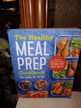 The healthy meal prep cookbook in Alamogordo, New Mexico