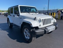 2015 Jeep Wrangler Unlimited Sahara 4WD in Pearland, Texas