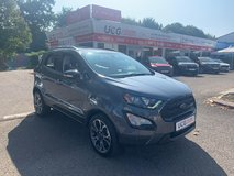 2019 Ford EcoSport SES in Spangdahlem, Germany
