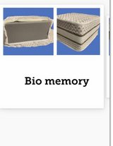 "United Furniture -US KS Mattress - Model ""Bio Memory"" Foam Memory-monthly payments possible in Spangdahlem, Germany"