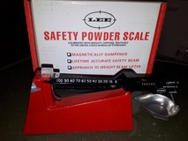 Lee Safety Powder Scale in Alamogordo, New Mexico