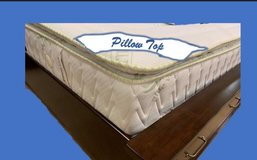 United Furniture - KS Vizion Pillow Top Mattress also QS - Full - Twin in Ramstein, Germany
