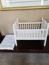 American Doll Bitty Baby Bed in Naperville, Illinois