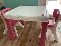 Kids table and chairs in St. Charles, Illinois