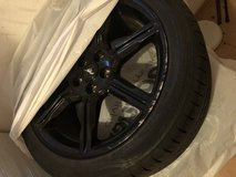 Mustang GT Rims & Tires (4 tire set) in Ramstein, Germany