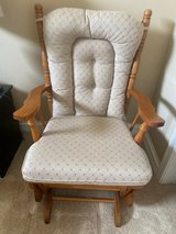 Rocking chair - Almost new in Batavia, Illinois