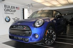 New 2021 Mini Convertible S 2 door at Euler Military sales in Ramstein, Germany