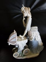 "Lladro ""Baby's Outing"" Figurine w/box in Sacramento, California"