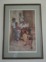 "Brenda Joysmith ""IN OUR CORNER"" Lithograph/Framed w/ COA in Sacramento, California"