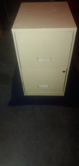 File cabinet in Alamogordo, New Mexico