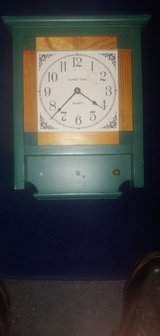 Clock in Alamogordo, New Mexico