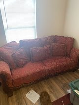 cloth couch in Fort Campbell, Kentucky