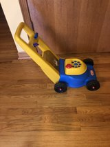 little tikes pretend play LAWN MOWER in Morris, Illinois