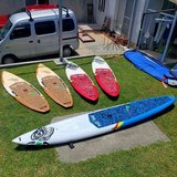 Blue Planet Carbon Race SUP in Okinawa, Japan