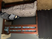 Bunk bed / bedroom set in Camp Lejeune, North Carolina