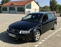 2004 Audi A4 Station Wagon in Ramstein, Germany