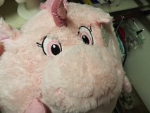 Huge Fluffy Pink Plush Unicorn in The Woodlands, Texas
