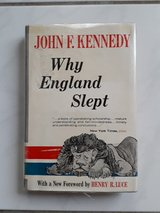 Why England Slept by J.F. Kennedy in Ramstein, Germany