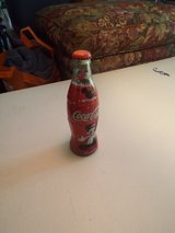 Celebrate Mickey 75 Inspearations Coca-Cola Shrink-Wrapped Glass Bottle in Conroe, Texas