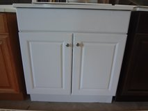 New White Vanity w sink &  Faucet set in Dover, Tennessee