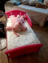 Toddler bed with mattress in Alamogordo, New Mexico