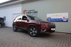 2019 Jeep Cherokee Limited 4WD with warranty in Wiesbaden, GE